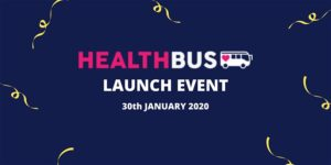 Health Bus Launch Event